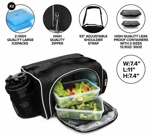 Meal Prep Bag