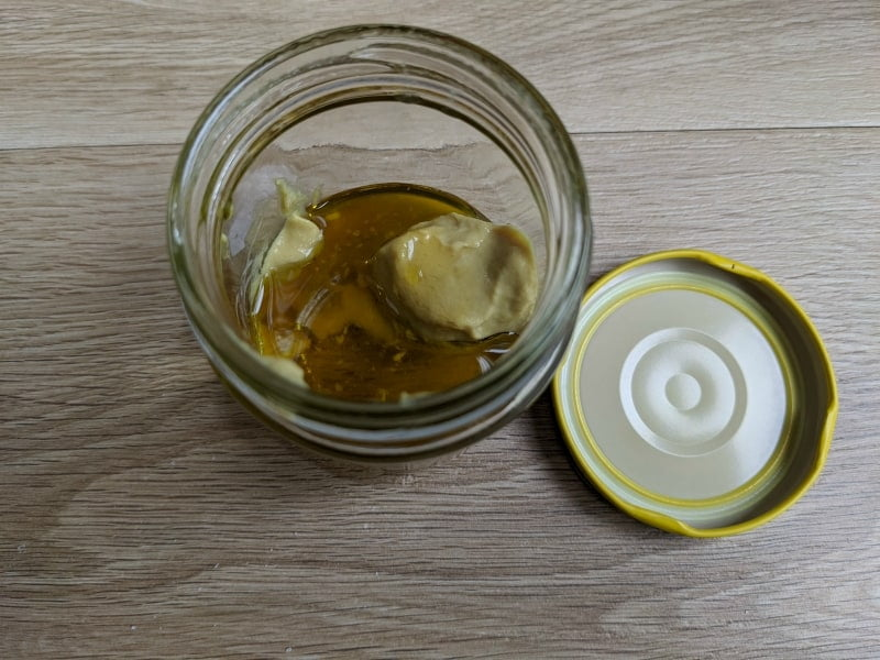 honey mustard ingredients