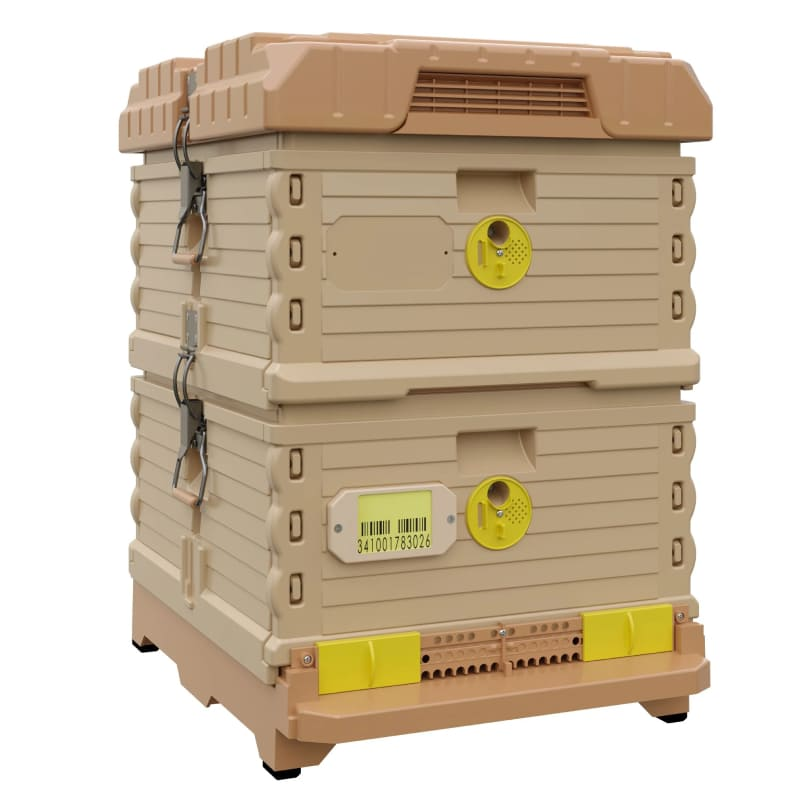 Apimaye 10 Frome Langstroth Insulated Beehive