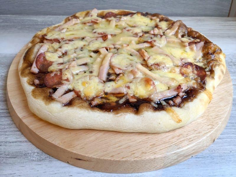 best sourdough pizza