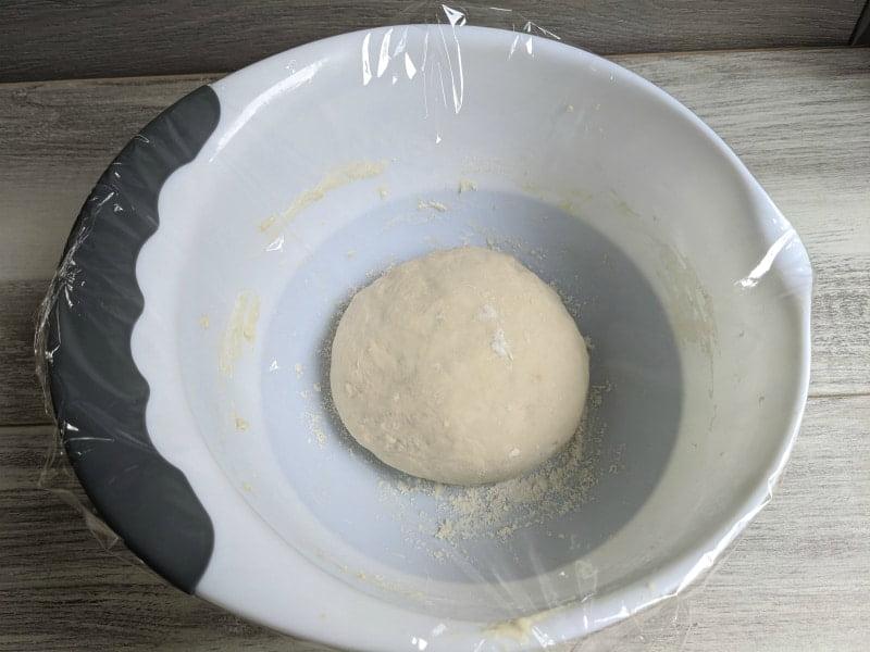 easy sourdough pizza crust