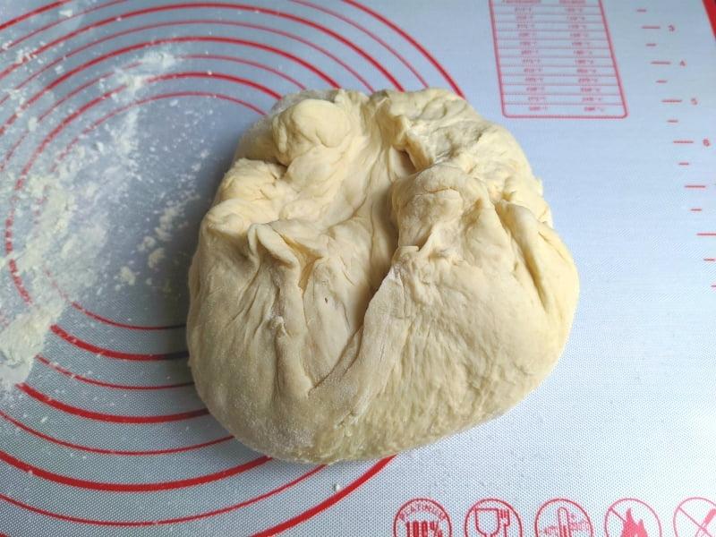 sourdough bread using starter