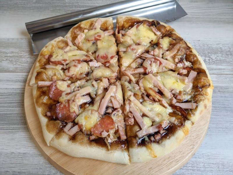 sourdough pizza dough recipe no yeast