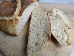 easy overnight sourdough bread recipe