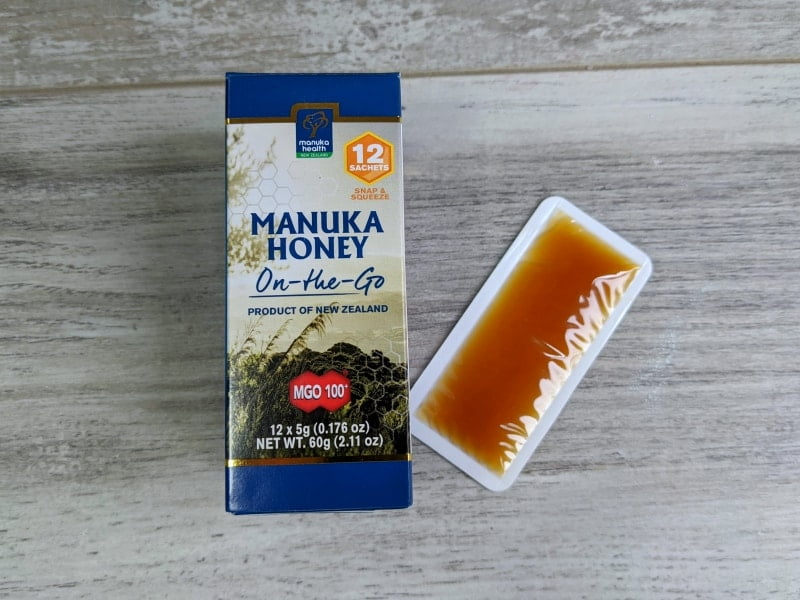 manuka honey for skin