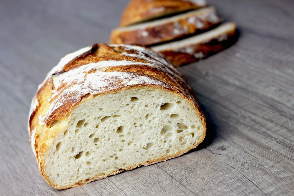 is sourdough bread better for you
